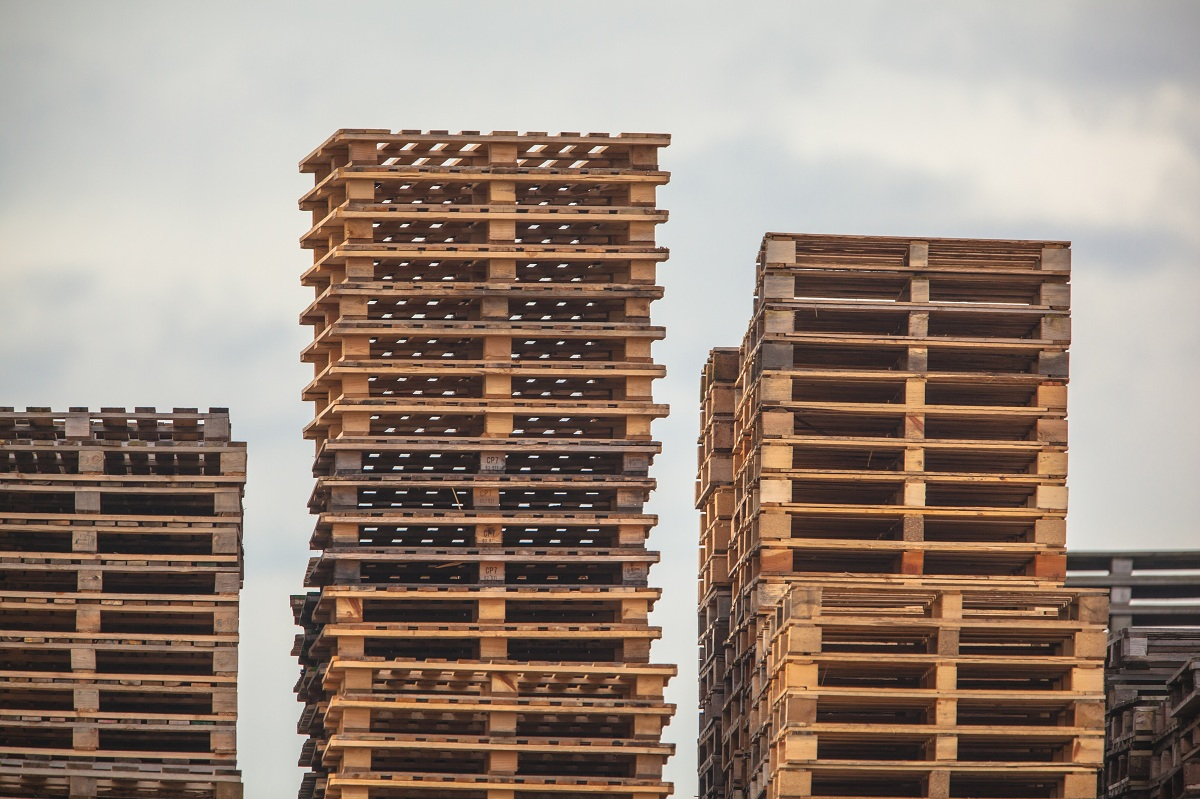 Wooden Pallets For Sale JHB | Pallet and Crate Kingdom